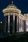 Museum at night II